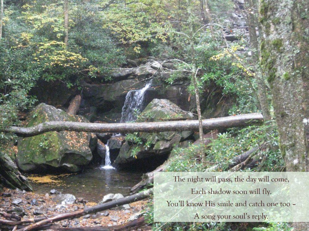 9 Waterfall